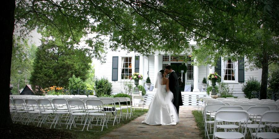 Lake O' The Woods Plantation wedding Raleigh/Triangle