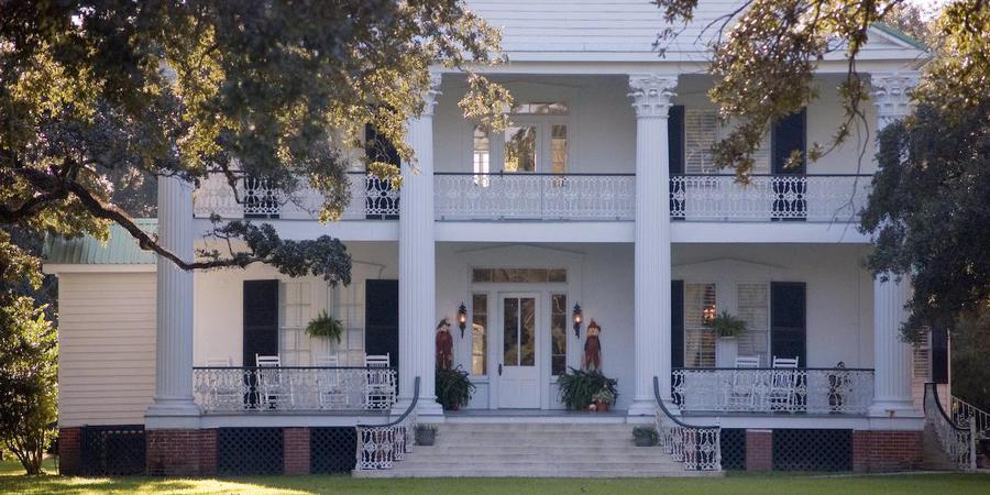 The Fairfax House wedding Acadiana