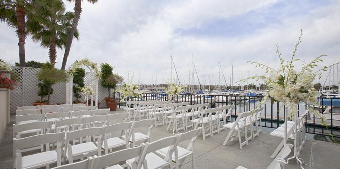 Hilton San Diego Airport/Harbor Island wedding San Diego