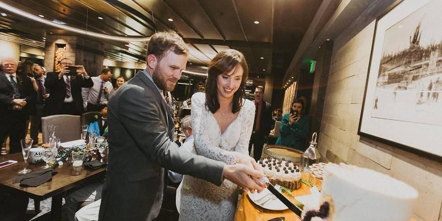 Mammoth Mountain - Parallax wedding Yosemite