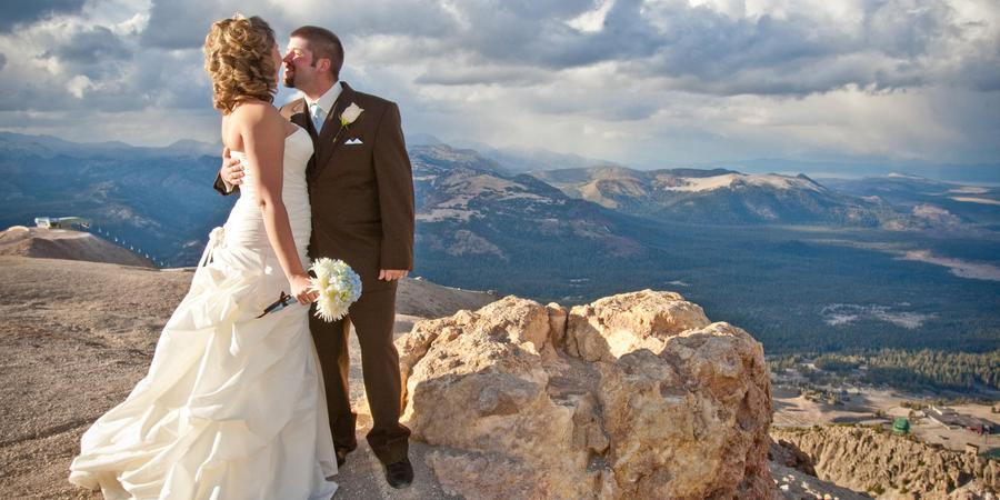 Mammoth Mountain - Parallax wedding Yosemite