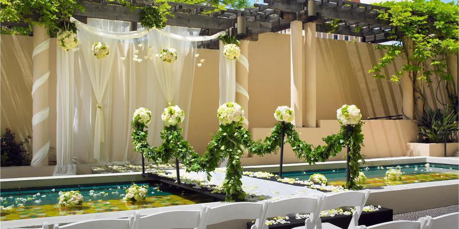 Westin Pasadena wedding Los Angeles