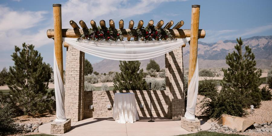 Event Center At Sandia Golf Club Weddings Get Prices For