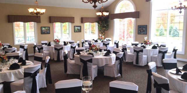 Coyote Preserve Golf Club wedding Detroit