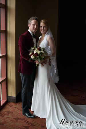 National Czech & Slovak Museum & Library wedding Des Moines