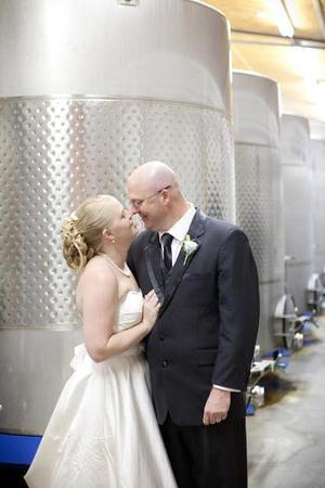 Silver Coast Winery wedding Wilmington