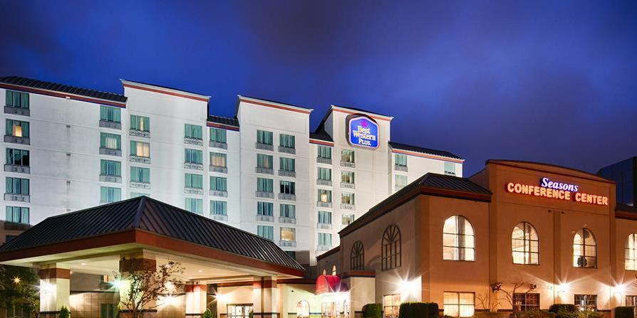 Best Western Plus Evergreen Inn & Suites wedding Seattle