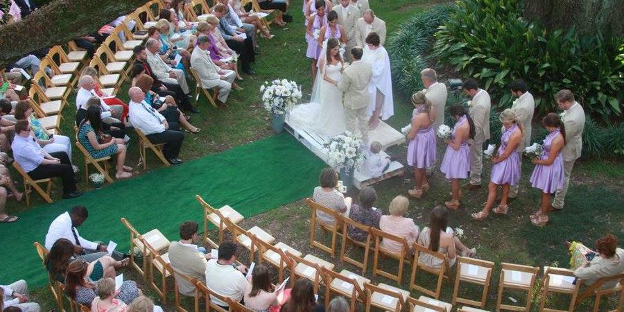 Caspiana Plantation House wedding Northern Louisiana