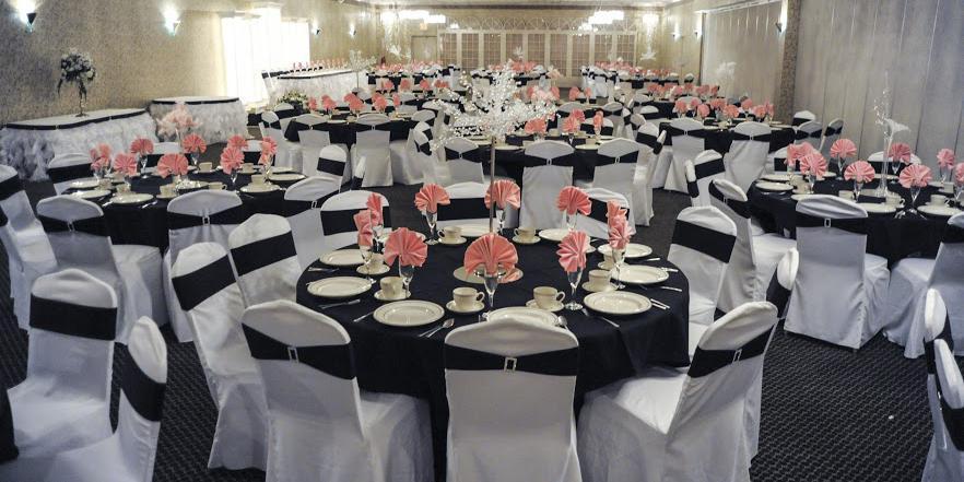 Tina's Country House & Gardens wedding Detroit