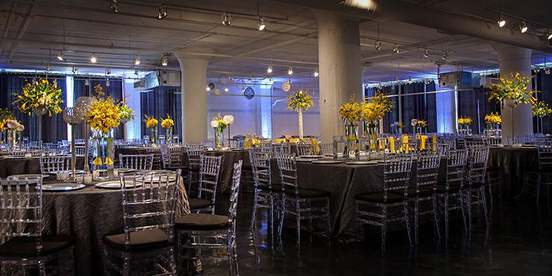 The Foundry at Glassworks wedding Louisville