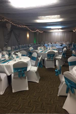 Canad Inns Destination Centre Grand Forks wedding North Dakota