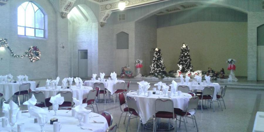 Columbus Center wedding Montana