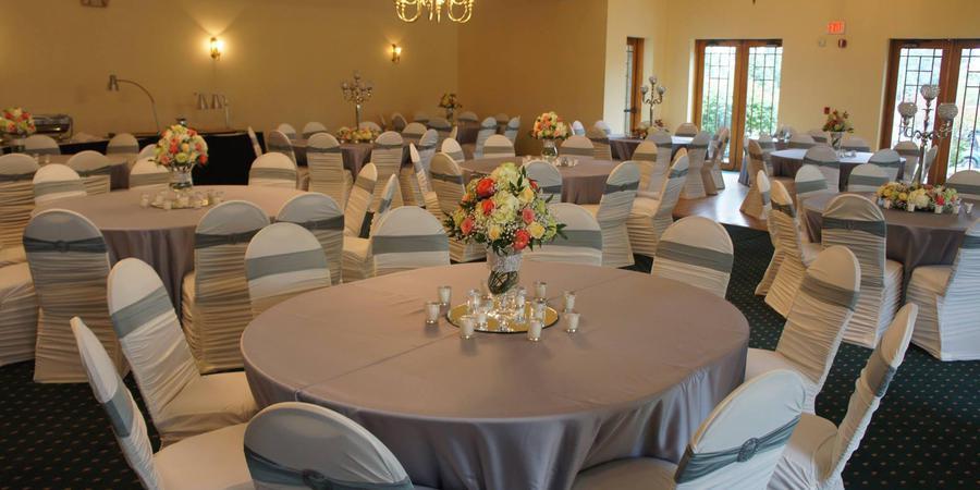 Whispering Pines Golf Club wedding Detroit