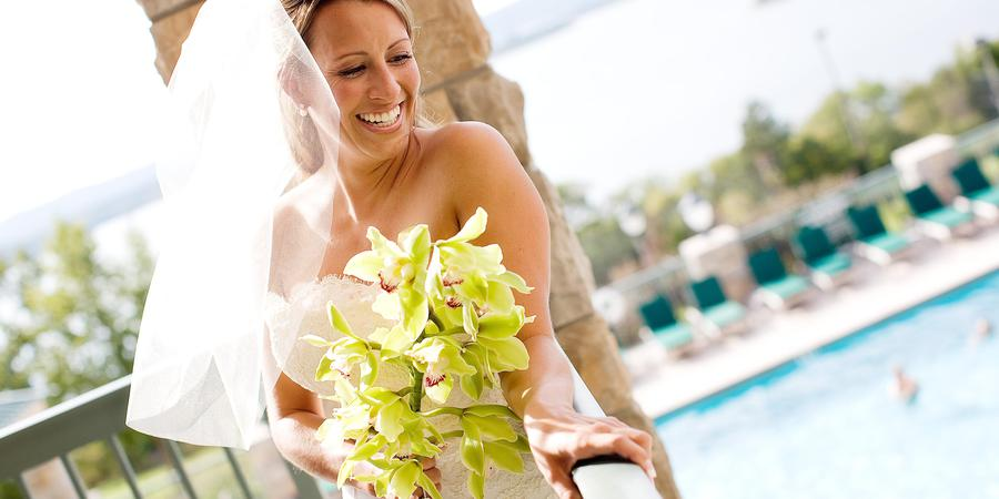 Chateau on the Lake Resort Spa & Convention Center wedding Springfield