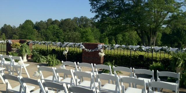 Cabarrus Country Club wedding Charlotte
