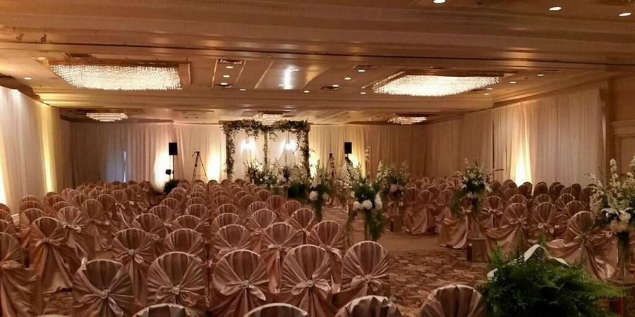 DoubleTree Hotel Fayetteville wedding Raleigh/Triangle