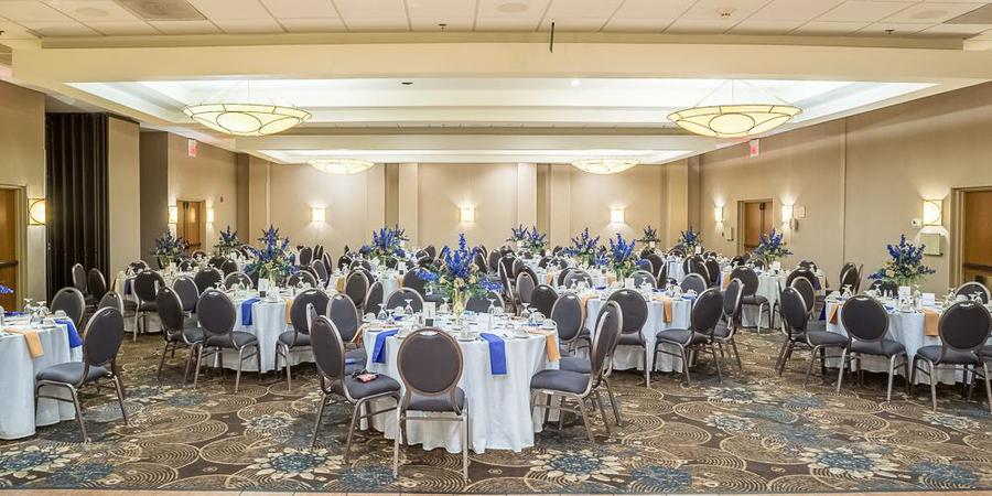 DoubleTree by Hilton Hotel Oak Ridge - Knoxville wedding Knoxville