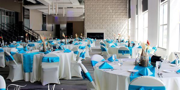 Ralston Arena wedding Nebraska