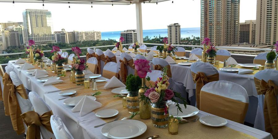 Doubletree by Hilton Alana - Waikiki Beach wedding Honolulu