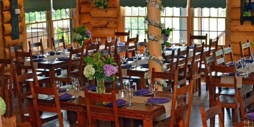 Lodge at Keen Lake wedding Lehigh Valley/Poconos