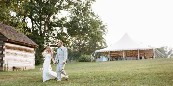 Historic Locust Grove wedding Louisville
