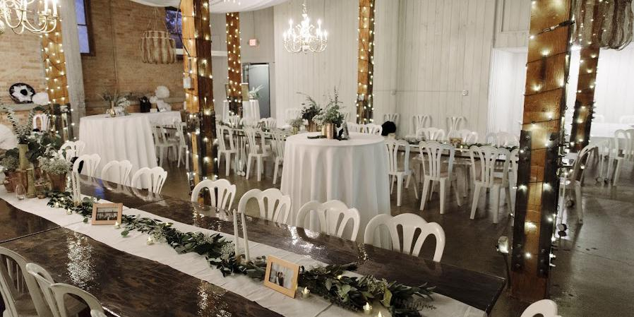 The Startup Building wedding Salt Lake City