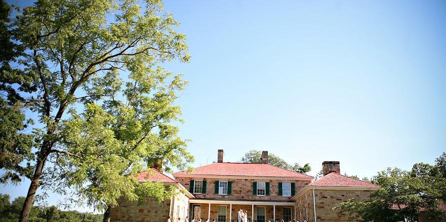 Adena Mansion and Gardens wedding Columbus