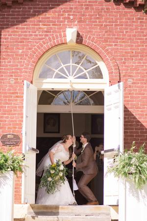 The Little Red Schoolhouse wedding Cincinnati