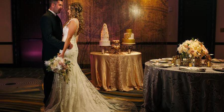 Metropolitan at The 9 wedding Cleveland