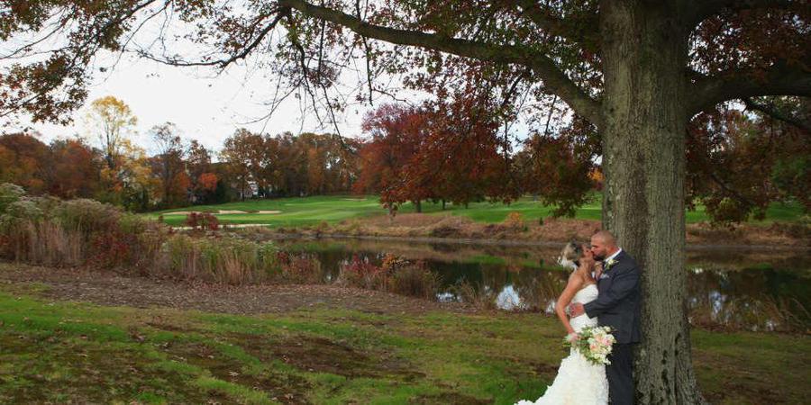 Battleground Country Club wedding Jersey Shore