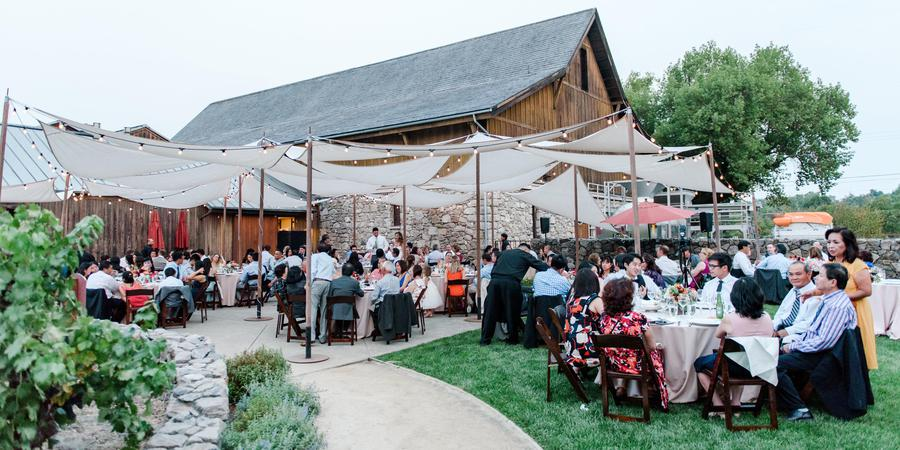Valley of the Moon at Madrone Estate Winery, a Milestone property wedding Napa/Sonoma