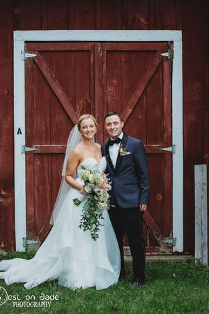 Crissey Farm wedding Western Massachusetts