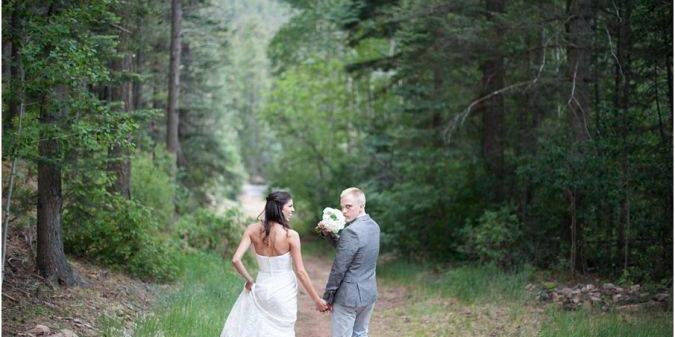 Hyde Memorial State Park wedding New Mexico