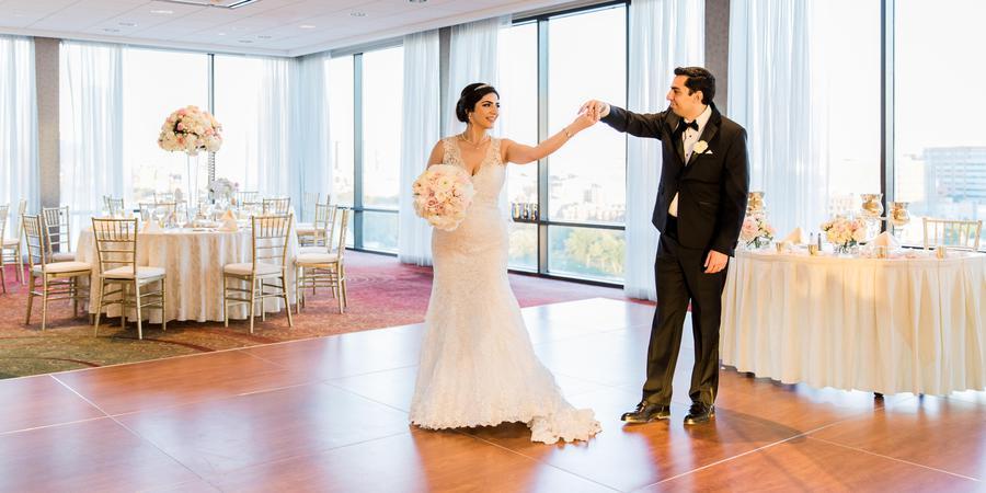 Hyatt Regency Cambridge wedding Boston