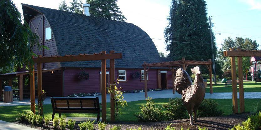 Jennings Park Barn and Plaza | Venue, Marysville | Price ...