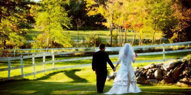 Stonehedge Inn & Spa wedding North Shore