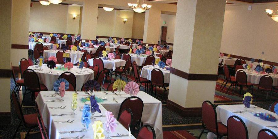 The Historic Plaines Hotel wedding Wyoming