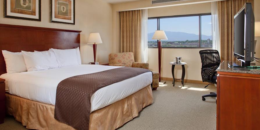 DoubleTree by Hilton Hotel Albuquerque wedding New Mexico