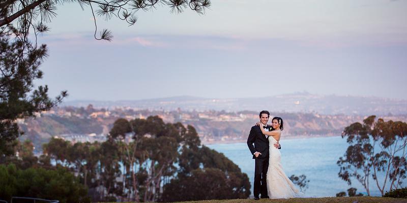 Laguna Cliffs Marriott Resort and Spa wedding Orange County