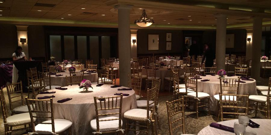 Andiamo Banquet Center - Bloomfield Township wedding Detroit