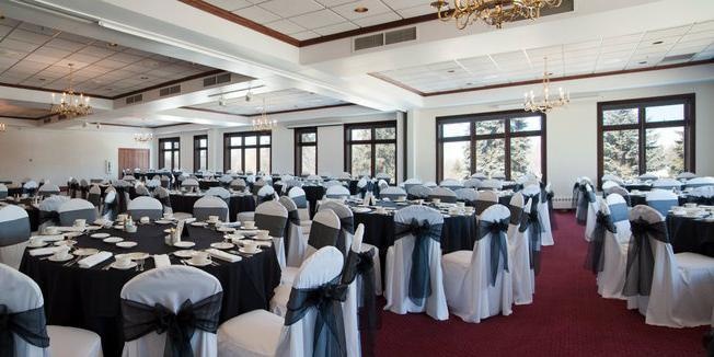 Butte Des Morts Country Club wedding Green Bay