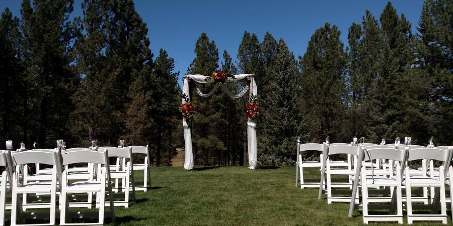 Angel Fire Resort Lodge wedding New Mexico