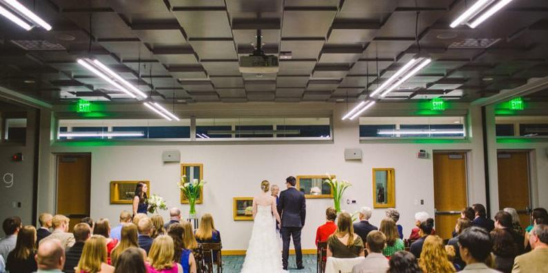 North Carolina Museum of Natural Sciences wedding Raleigh/Triangle