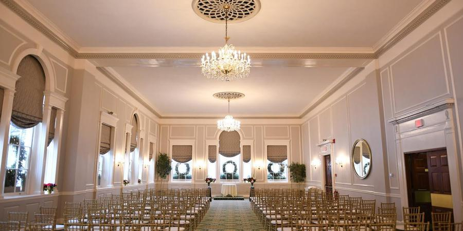 Hawthorne Hotel wedding North Shore