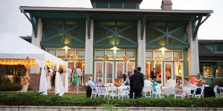 Hampton Lake wedding Hilton Head
