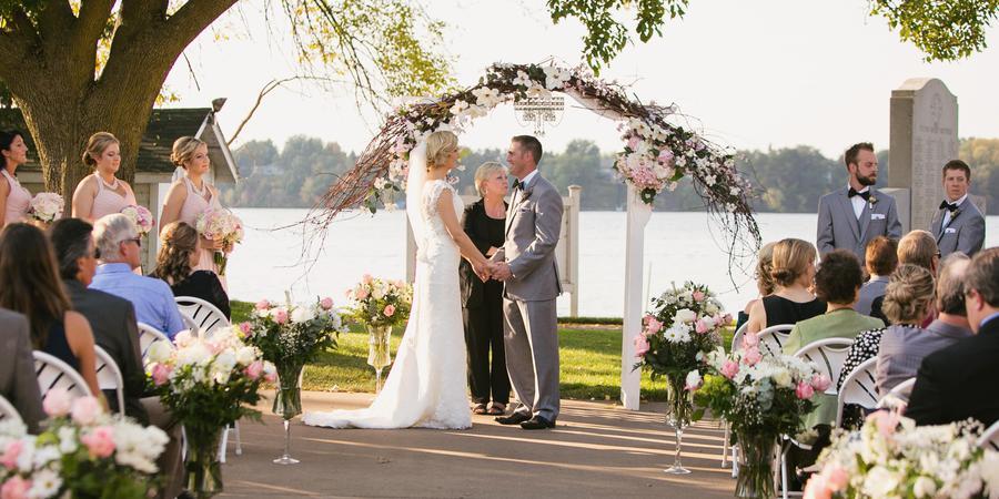 Lake Wissota Golf & Events wedding Eau Claire