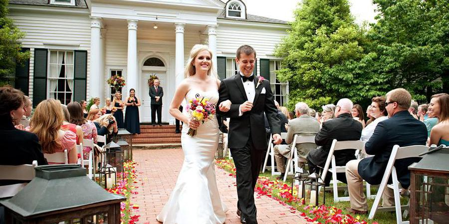 Burge Plantation wedding Atlanta