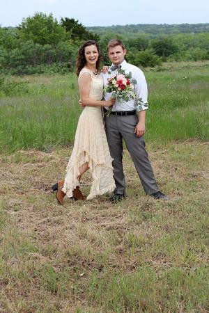 Sparrow wedding Stillwater