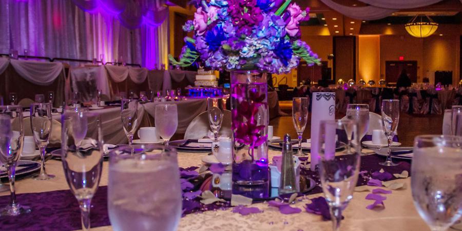 Embassy Suites Albuquerque wedding New Mexico