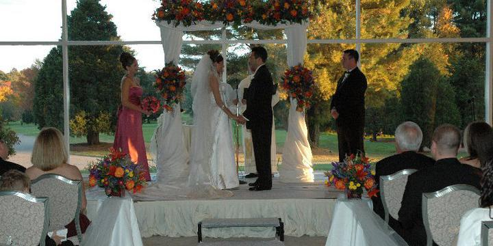 Spring Valley Country Club wedding South Shore
